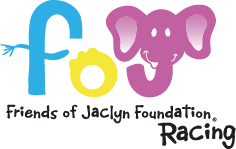 Friends of Jaclyn Logo Racing2